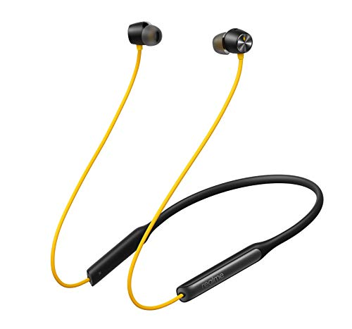 realme Buds Wireless Pro with Active Noise Cancellation (ANC) in-Ear Bluetooth Headphones with Mic...