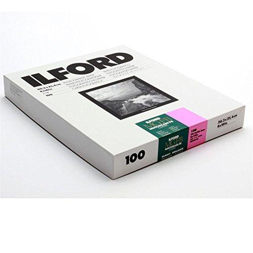 ILFORD 白黒印画紙 MGFB CLASSIC 1K 8X10 六切100枚 1171983