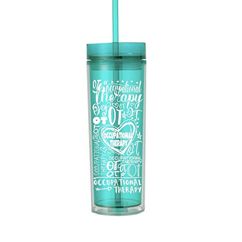 Occupational Therapy Gifts for Future Therapist Womens Water...