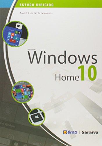 Estudo Dirigido de Windows 10 Home