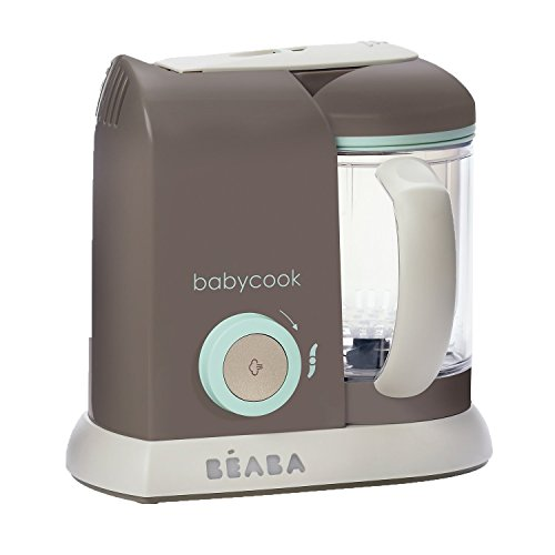 6. BEABA Babycook 4 in 1 Steam Cooker and Blender