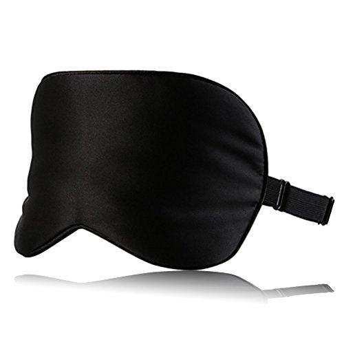Masque de Sommeil de Voyage pour Un Sommeil léger avec Un Blocage de la...