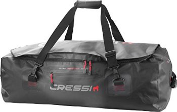 Cressi Waterproof Bag for Scuba Freediving Equipment - 135 Liters Capacity | Gorilla PRO XL Quality Since 1946