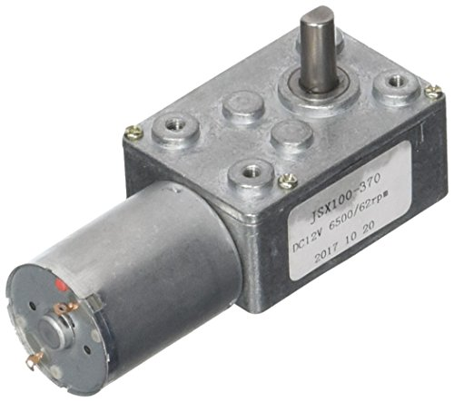 Sourcingmap a14050700ux0479-12v motore scatola giri 6.500 giri riduttore di velocit 62 verme coppia...