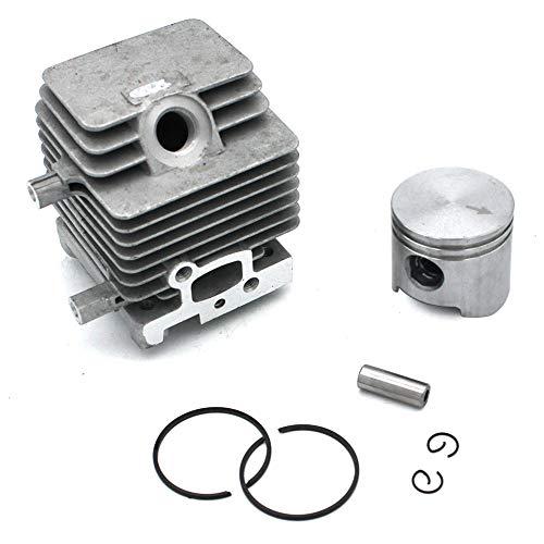 34mm testa cilindrica pistone kit per Stihl FS75 FS80 FS85 FC75 FC85 FH75 FR85 HS75 HS80 HS85 HL75...