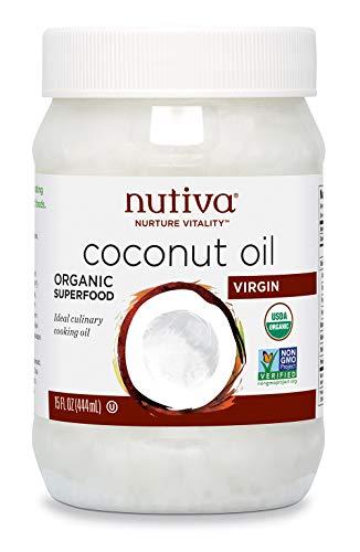 Organic, Unrefined, Virgin Coconut Oil