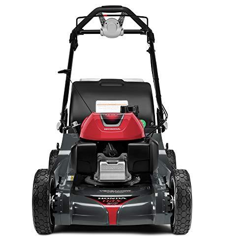 Honda HRX217K6VKA 21 Inch 4 in 1 Versamow System Gas Walk Behind Lawn Mower, Red