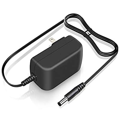 Power Cord ONLY Compatible with Stanley SL10LEDS 10 Watt LED Lithium-Ion Rechargeable Spotlight Power Supply, Fits for Fatmax SL1M09 SL5W09 HID0109 FL5W10 FL3WBD Ultrabright LED Flashlight Charger; ⚠️ ONLY for 12V Round Charging Port, ❌ NOT for 5V, ❌...