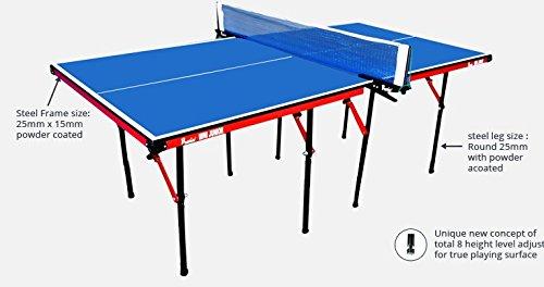 Precise Table Tennis Table (Mini Junior Model)