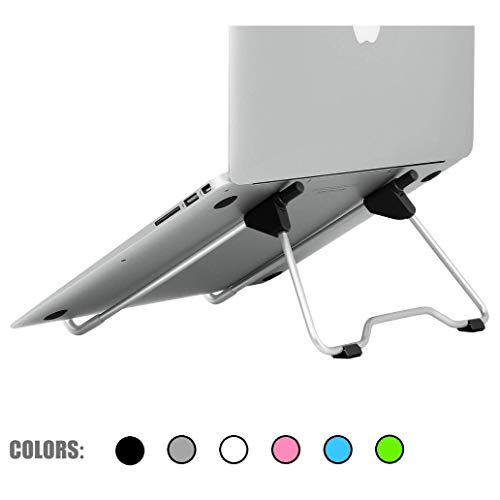 Laptop Stand Holder for MacBook Air Pro 13 15 Lenovo ASUS Tablet PC Holder Desktop Metal Steel Multi-Angle