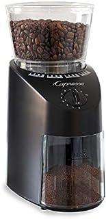 Capresso 560.01 Infinity Conical Burr Grinder, Black