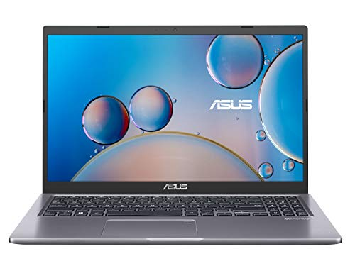 ASUS VivoBook 15 (2020) Intel Core i3-1005G1 10th Gen, 15.6'(39.62cms) FHD Thin and Light Laptop (4GB RAM/1TB HDD/Windows 10/Integrated Graphics/Slate Grey/1.8 Kg), X515JA-EJ301T