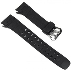 Genuine Casio Replacement Watch Strap 10173433 for Casio Watch GW-002E-1VV, G-7600-1VV + Other models