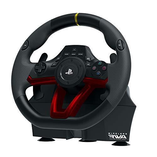 Hori Racing Wheel Apex Accessoire sans Fil pour PS4/PC