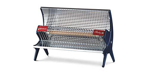 Bajaj Flashy 1000 Watts Radiant Room Heater (Steel)