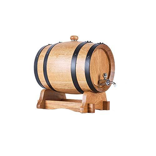 Duan hai rong DHR- Botte di Vino - Barile di Botte di Rovere Senza Treccia Vino Botte di Vino in...