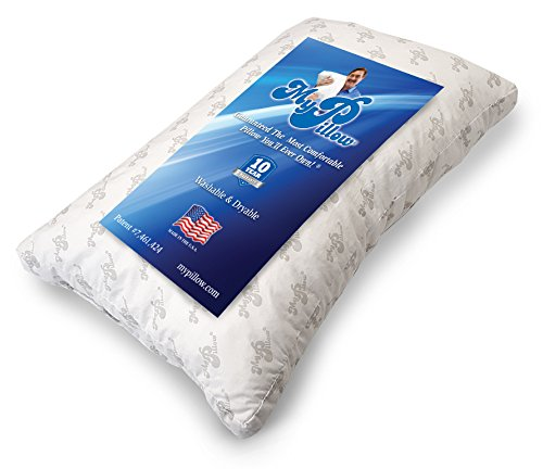 MyPillow Premium Series [Std/Queen, Firm Fill] Available in 4 Loft Levels