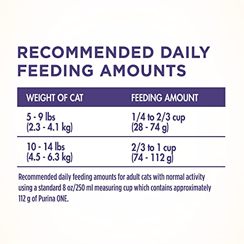 Product Image 10: Purina ONE Natural Dry Cat Food, Hairball Formula - 22 lb. Bag