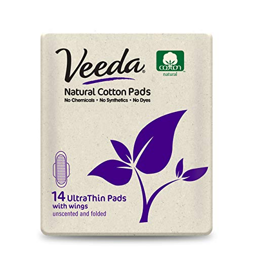 Veeda Ultra Thin Pads with Wings