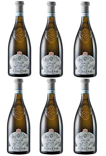 Vino Bianco Lugana Doc I Frati - Azienda agricola C dei Frati 6 bottiglie