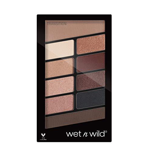 Wet n Wild - Color Icon 10 Pan Palette - Paleta de Sombras de Ojos - 10 Colores de Sombras...