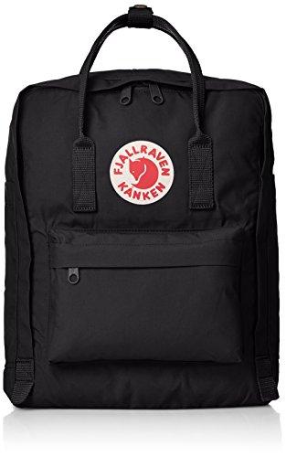 [フェールラーベン] Amazon公式 正規品 リュック Kanken 容量:16L 23510 レディース Black