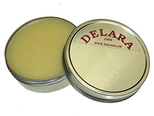 DELARA Balsamo Protettivo per Pelle con Jojoba e cEra dapi, Colore: incolore Prodotto in Germania