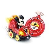 VTech – Tut Tut Bolides – La Magi-Voiture Télécommandée de Mickey -...