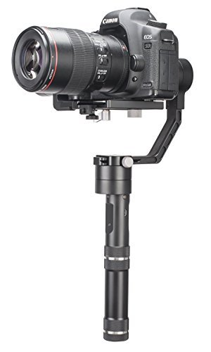 Zhiyun Crane V2 3-Axis Bluetooth Handheld Gimbal Stabilizer for ILC Mirrorless Cameras Includes Hard Case