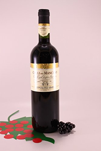 Colli del Mancuso Cir Rosso Classico Superiore Riserva - 2005 - Ippolito 1845