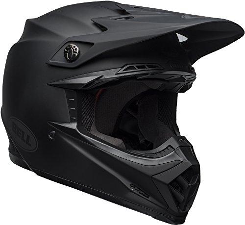 Bell Moto-9 MIPS ダートヘルメット M ブラック 7091803