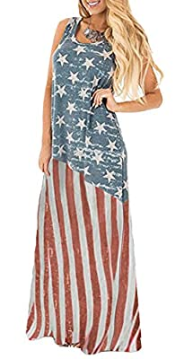 """YOUR PATRIOTISM - Showing Your Pride In Our Land Of Liberty With This Gorgeous Dress! This USA Flag Dress Is So Dreamy - It's Perfect For Your Next 4th Of July Celebration! More American Flag Clothing Can Search """"Spadehill July 4th"""", This Patriotic B..."""