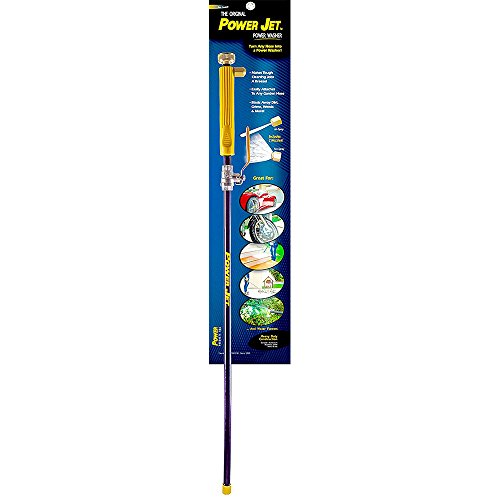 Power Products USA 88497 The Original Jet Power Washer Spray Two Nozzles Incl, 2-1/4 Height x 1 Width x 30 Length