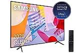 Samsung QLED 4K 2020 50Q60T - Smart TV de 50' con Resolución 4K UHD, con Alexa integrada, Inteligencia Artificial 4K Wide Viewing Angle, Sonido Inteligente, One Remote Control