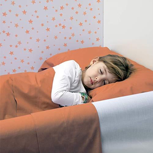 BANBALOO– Barrière gonflable de sécurité pour lit d'enfant –...