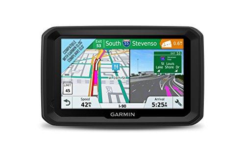 Garmin dezl 580 LMT-S, Truck GPS Navigator with...