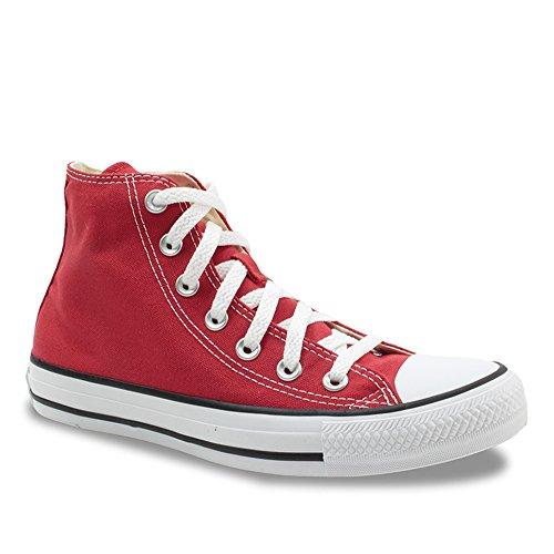 Tênis Converse Chuck Taylor All Star Hi Vermelho