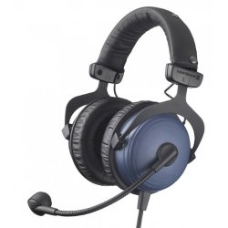 Beyerdynamic DT-790.28 Closed Headset with Dynamic Microphone and 5-Foot 4-Pin XLR Cable