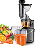 Mueller Austria Ultra Juicer Machine Extractor with Slow Cold Press Masticating Squeezer...
