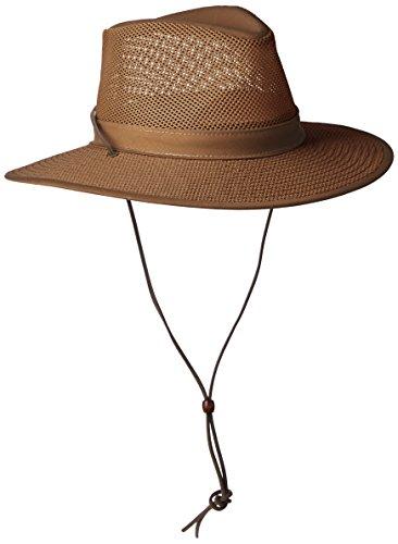 Henschel Hats Aussie Breezer 5310 Cotton Mesh Hat