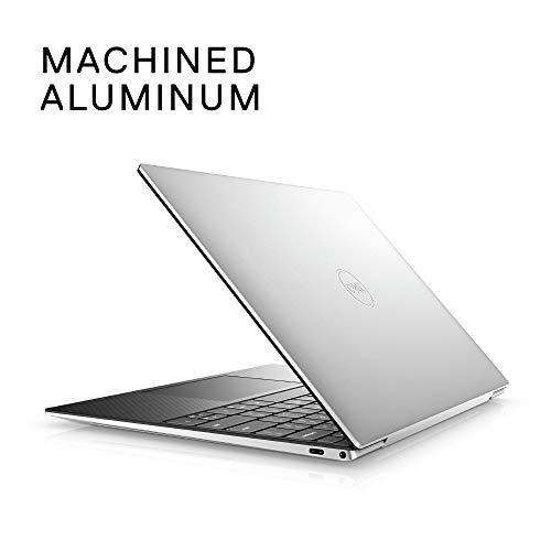 Dell New XPS 13 9300 13.4-inch FHD InfinityEdge Touchscreen Laptop (Silver), Intel Core i7-1065G7 10th Gen, 16GB RAM, 512GB SSD, Windows 10 Pro (XPS9300-7909SLV-PUS) 9