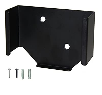 PRECISION DESIGNED. Made specifically to wall mount your Apple TV 4th or 4K 5th. This is a STEEL mount which means it is built to last (and likely will outlive the Apple TV). PROTECT FROM ACCIDENTS. We all know this too well… Pets, small children, an...