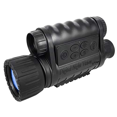 41 iPcU4VEL - 7 Best Night Vision Monoculars for a Night in the Wild