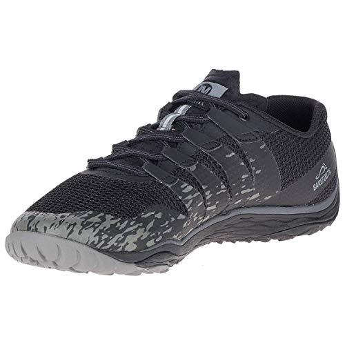Merrell Trail Glove 5, Zapatillas Deportivas para Interior para Hombre, Negro, 44 EU