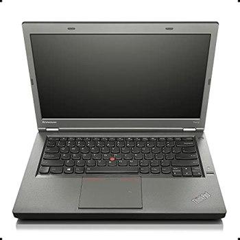 "Lenovo ThinkPad T440P 14"" Laptop Computer Intel i5-4300M up to 3.3GHz 8GB RAM 128GB SSD Windows 10 Professional (Renewed)"