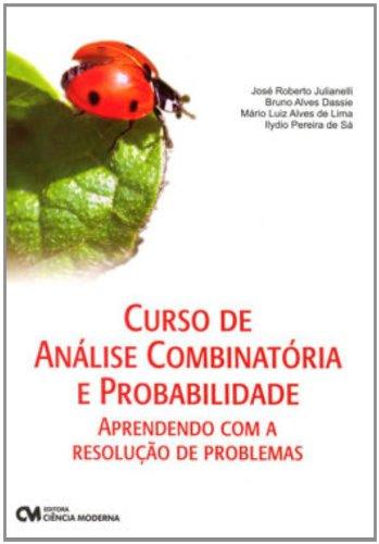 Curso De Analise Combinatoria E Probabilidade - Aprendendo Com A Resol