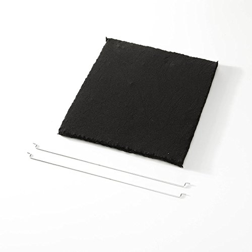 Elica F00439 Filter - Cooker Hood Parts & Accessories (Filter, Black, Carbon, Elica, Ico, Om,...
