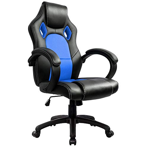 IntimaTe WM Heart Chaise de Bureau, Chaise Gaming, Fauteuil Gamer, Dossier Haut...