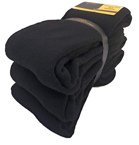 DREAM SOCKS calze calzini lunghi in pile termici invernali da sci antifreddo,calzini pesanti ad...