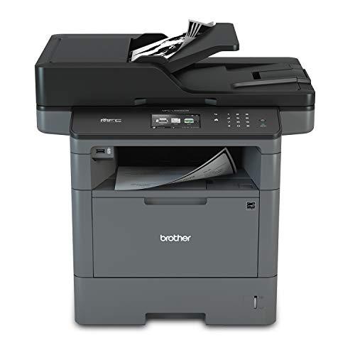 Brother Monochrome Laser Printer, Multifunction Printer,...